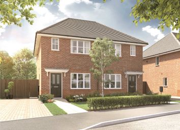 Thumbnail 2 bed end terrace house for sale in Tannery Lane, Send, Surrey
