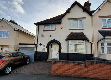 Thumbnail 3 bed semi-detached house for sale in Grafton Road, Handsworth, Birmingham