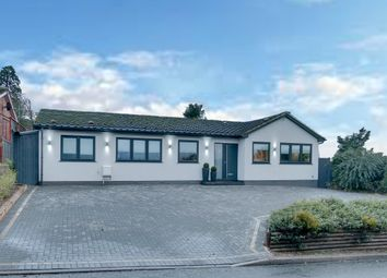 Thumbnail 4 bed detached bungalow for sale in Whitford Road, Bromsgrove