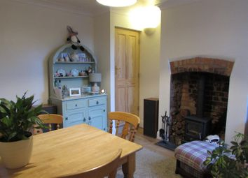 Thumbnail 3 bed terraced house for sale in Croft Road, Cosby, Leicester