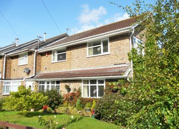 Thumbnail 4 bed end terrace house for sale in Manor Gardens, Kewstoke, Weston-Super-Mare