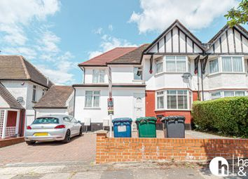 Thumbnail 2 bed semi-detached house to rent in Ridge Hill, London