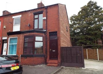 Thumbnail 2 bed end terrace house for sale in Newland Street, Manchester, Greater Manchester