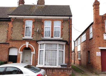 Thumbnail 3 bed end terrace house to rent in Vivian Road, Wellingborough