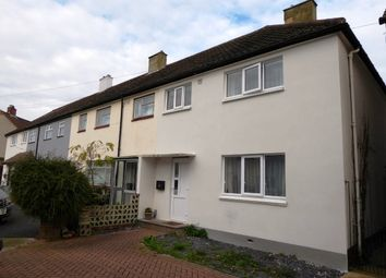 Thumbnail 3 bedroom end terrace house for sale in Hatherleigh Close, Chessington