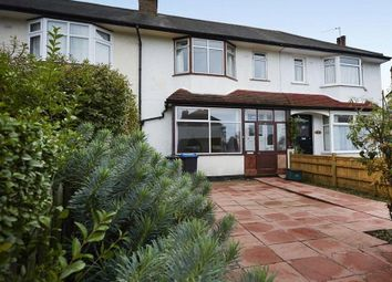 Thumbnail 4 bed terraced house to rent in Woodland Way, Mitcham