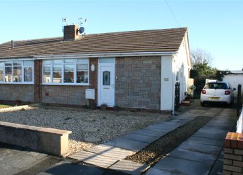 Thumbnail 2 bed semi-detached bungalow for sale in Millom Close, Fleetwood