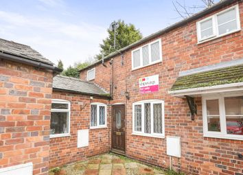 Thumbnail 1 bed terraced house for sale in Leswell Lane, Kidderminster