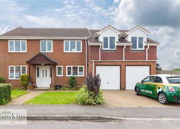 Thumbnail Detached house for sale in Argosy Road, Lyneham, Chippenham