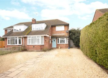 Thumbnail 3 bed semi-detached house for sale in Strathcona Close, Flackwell Heath, High Wycombe