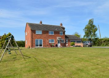 Thumbnail 3 bed detached house for sale in Ewerby Thorpe, Sleaford