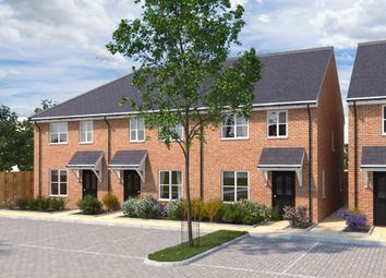 Thumbnail 2 bed end terrace house for sale in Cedar Corner, Stotfold, Hitchin