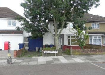 Thumbnail 3 bed semi-detached house to rent in Betham Road, Greenford
