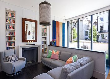 Thumbnail 3 bedroom terraced house for sale in Ledbury Road, Notting Hill, London