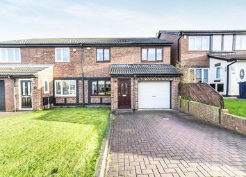 Thumbnail 4 bedroom semi-detached house for sale in Craigwell Drive, Thristley Wood, Sunderland