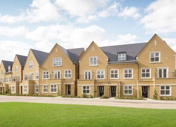 "Thumbnail 5 bedroom town house for sale in ""The Cumberland"" at Wick Road, Englefield Green, Egham"