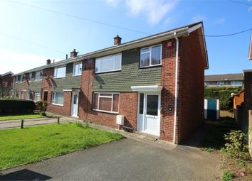 Thumbnail 3 bedroom end terrace house for sale in St Andrews Crescent, Abergavenny, Monmouthshire