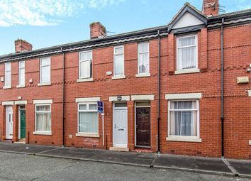 Thumbnail 2 bed terraced house for sale in Mackenzie Road, Salford
