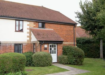 Thumbnail 1 bed flat for sale in Vicarage Road, Marchwood, Southampton