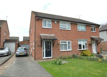 Thumbnail 3 bed semi-detached house for sale in Featherby Drive, Glen Parva, Leicester