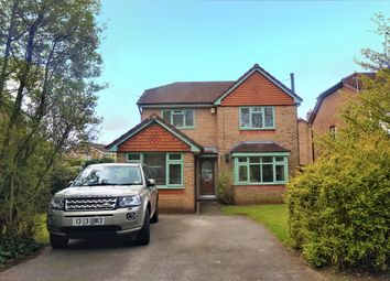 Thumbnail 4 bedroom detached house for sale in Copperwood Drive, Whiston, Prescot