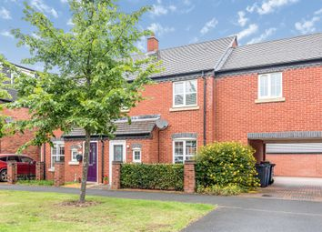 Thumbnail 3 bed terraced house for sale in Agincourt Road, Lichfield