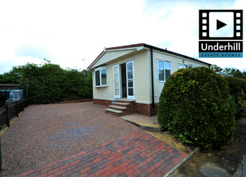 2 bed mobile/park home for sale in Marlborough Drive, Ringswell Park, Exeter EX2