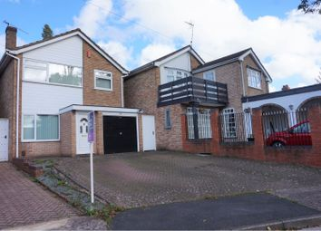 Thumbnail 3 bed detached house for sale in Hilary Drive, Wolverhampton
