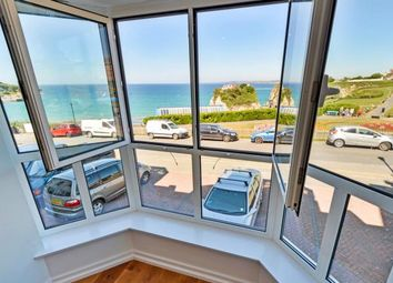 Thumbnail 2 bedroom flat for sale in The Crescent, Newquay, Cornwall