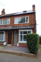 Thumbnail 5 bed semi-detached house to rent in Gristhorpe Road, Selly Oak, Birmingham