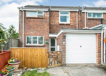 Thumbnail 2 bed end terrace house for sale in Airfield Close, Crossways, Dorchester