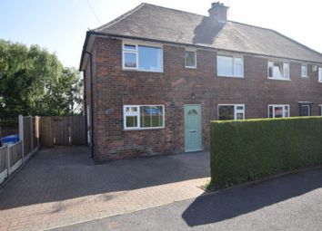 Thumbnail 3 bedroom semi-detached house for sale in Elmwood Drive, Breadsall, Derby
