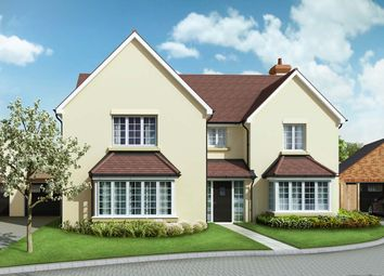"""Thumbnail 5 bed detached house for sale in """"The Sandringham"""" at Gold Hill East, Chalfont St. Peter, Gerrards Cross"""