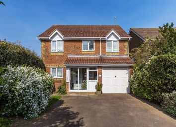 Thumbnail 4 bed detached house for sale in Angell Close, Maidenbower, Crawley