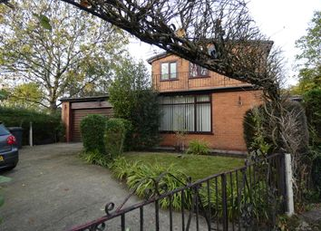 Thumbnail 3 bed detached house for sale in Hattersley Road East, Hyde