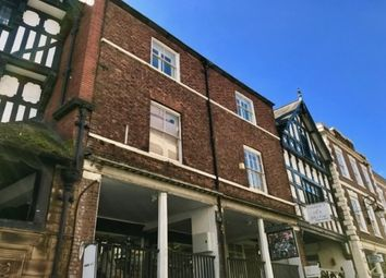 Thumbnail 1 bed flat to rent in 5-7 Watergate Row South, Chester