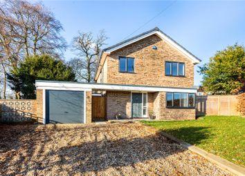 Thumbnail 4 bedroom detached house for sale in Beechtree Avenue, Marlow, Buckinghamshire