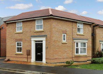 Thumbnail 3 bed detached house for sale in Warwick Close, Bourne