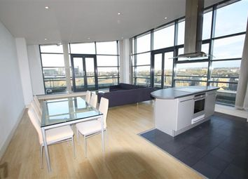 Thumbnail 3 bed flat for sale in Galaxy Building, Crews Street, London