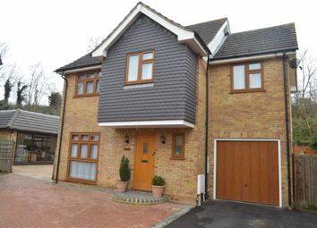 Thumbnail 4 bedroom detached house for sale in Carswell Close, Redbridge