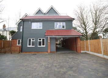 Thumbnail 1 bed flat to rent in Woodward House, Stock Road, Billericay, Essex