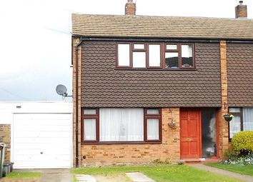 Thumbnail 3 bedroom end terrace house to rent in Stansted Crescent, Bexley, Kent