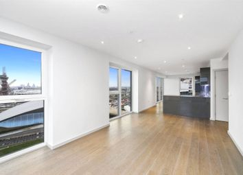 Thumbnail 3 bed flat to rent in Cassia Point, 2 Glasshouse Gardens, London