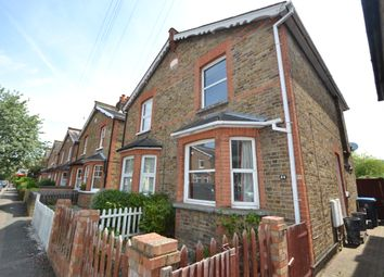 3 bed semi-detached house to rent in Beaconsfield Road, Surbiton KT5