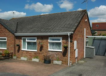 Thumbnail 2 bed semi-detached bungalow for sale in 39 Wessex Way, Gillingham, Dorset