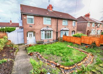 Thumbnail 3 bed property for sale in Hoylake Road, Birkenhead
