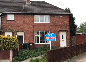 Thumbnail 3 bed end terrace house for sale in Maw Street, Walsall, West Midlands