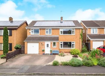 Thumbnail 4 bedroom detached house for sale in Whitworth Drive, Radcliffe-On-Trent, Nottingham, Nottinghamshire