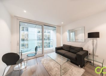 Thumbnail 1 bed flat to rent in Copperlight Apartments, Wandsworth