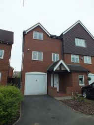 Thumbnail 3 bed end terrace house to rent in Westbourne Road, Solihull